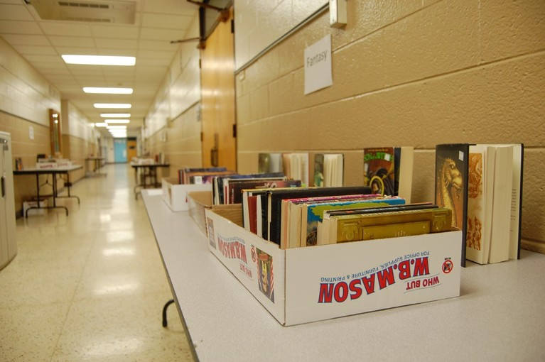 Support the ETR Book Swap!