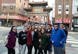 Students Travel to Chinatown for Cultural Experience
