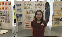 Budding Scientists Showcase Their Projects