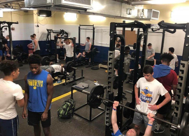 Athletics and the Springfield Program