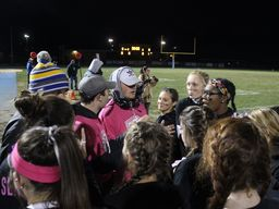 THIRTEENTH ANNUAL  POWDERPUFF FOOTBALL GAME