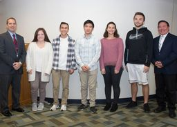 RECOGNITION OF STUDENT EXEMPLARY VOLUNTEERS