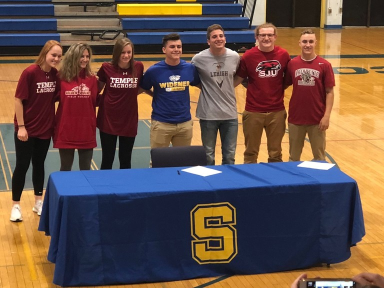 National Signing Day at SHS