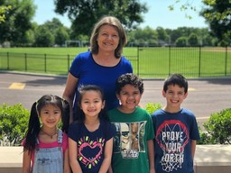 Spotlight on Staff: A Series Focusing on Staff with a Growth Mindset and Grit: Meet Lottie Bunzel