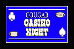 Here's the Deal! Join us for our first Cougar Casino Night Fundraiser