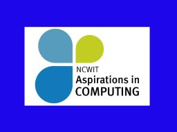 Michelle Zheng receives NCWIT Award