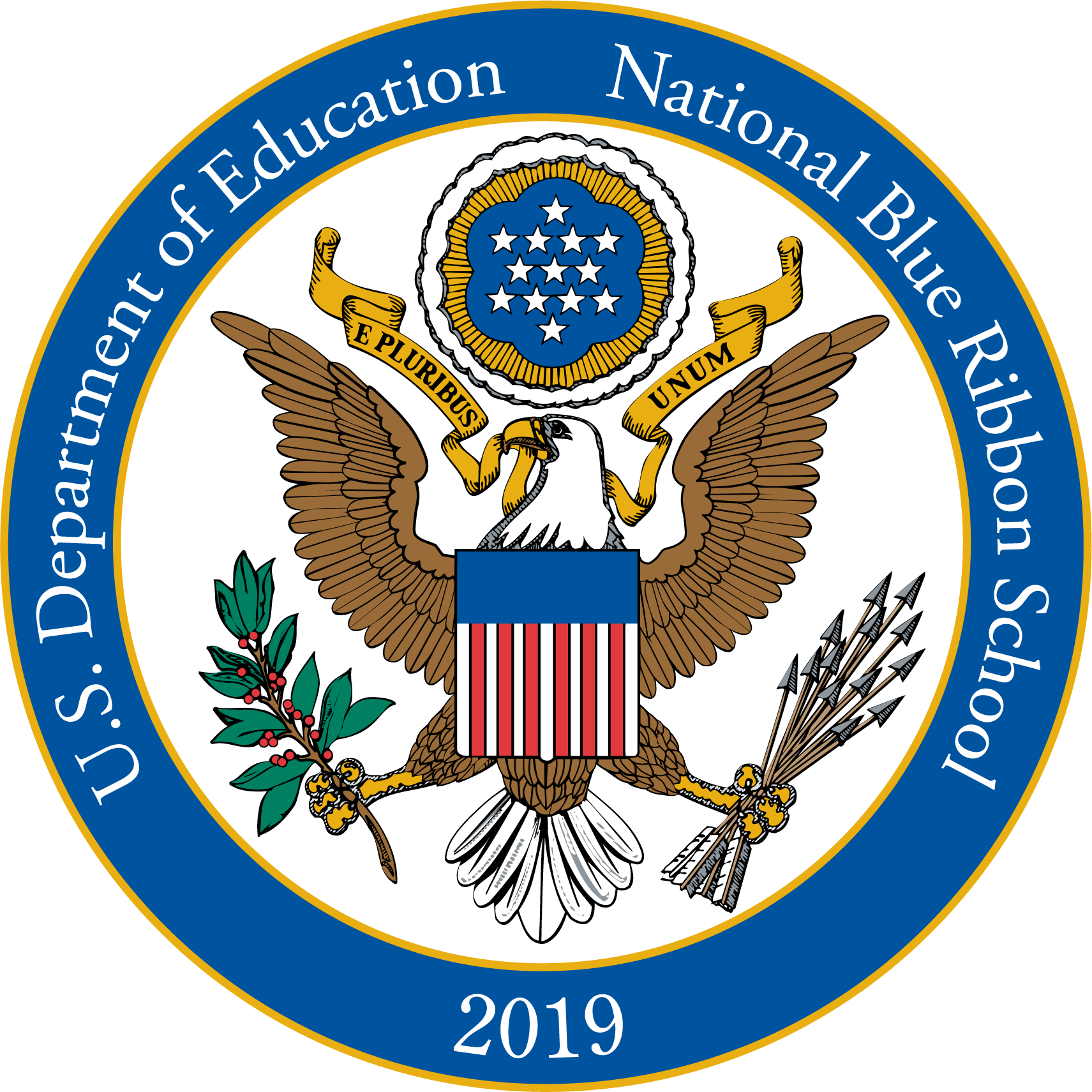 Blue Ribbon Schools 2019
